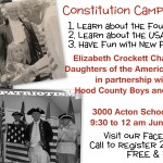 Constitution Camp for Kids