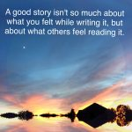 A Story is...