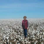 Standing in High Cotton